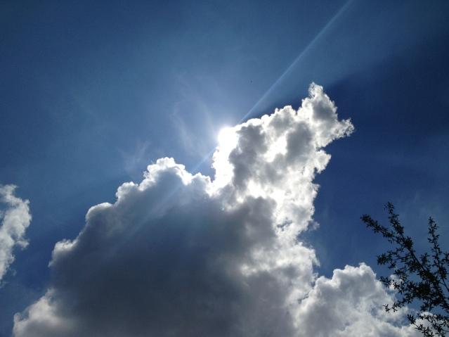 Wolkengestalt 1