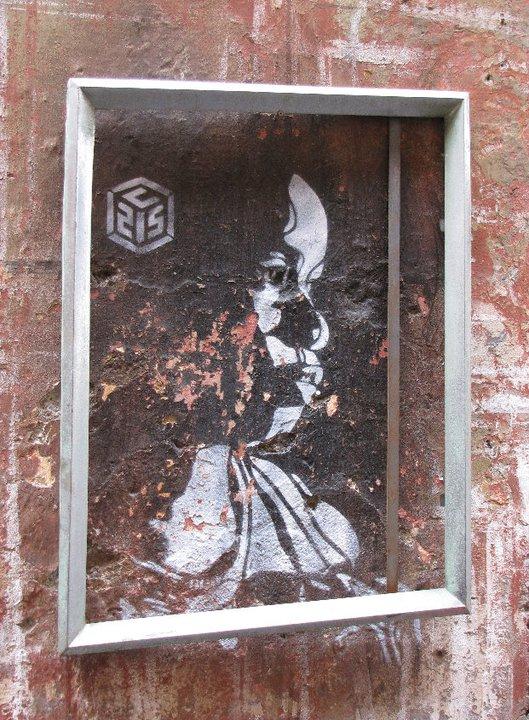 graffiti rom